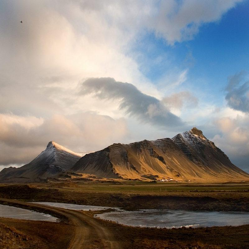 Barlómur- Akranes, Iceland